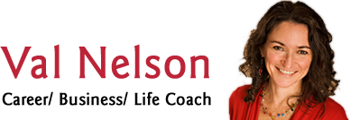 Val Nelson Career/ Business/ Life Coach