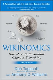 Wikinomics book