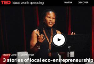 Majora Carter TED talk