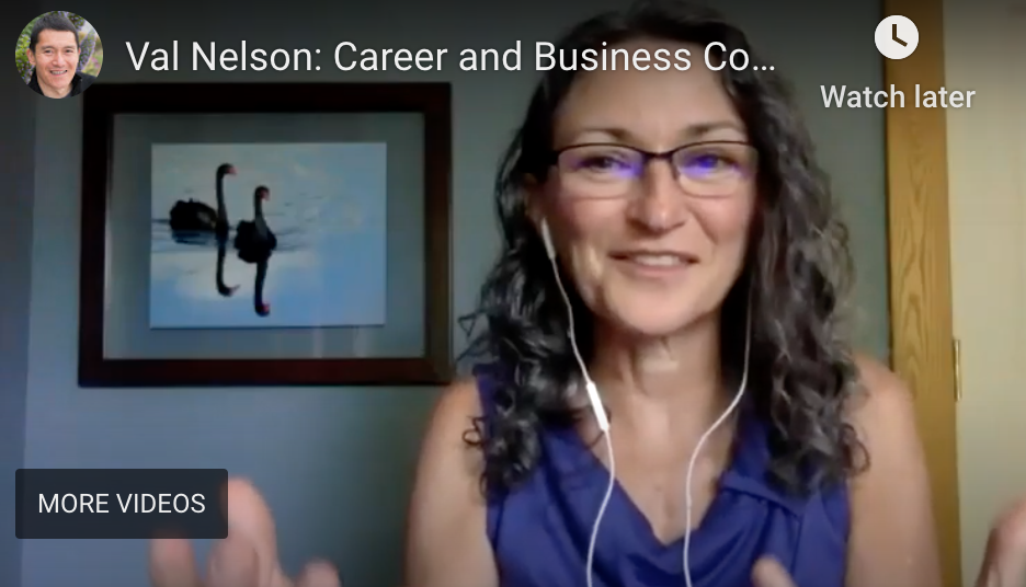 Val Nelson - video interview