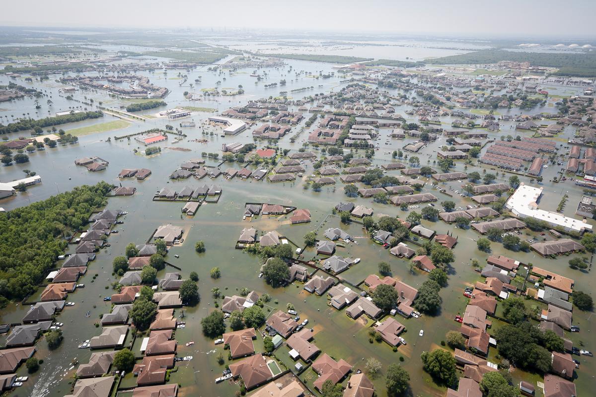 flood after hurricane
