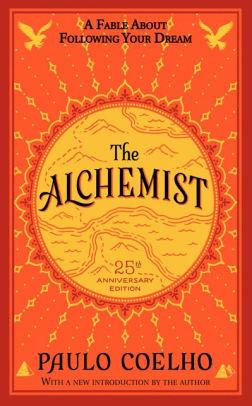 The Alchemist - book
