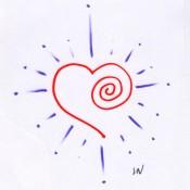 [Image: heart glow]