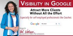 google visibility workshop